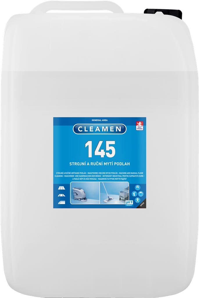 CLEAMEN 145 strojní a ruční mytí podlah 20 l