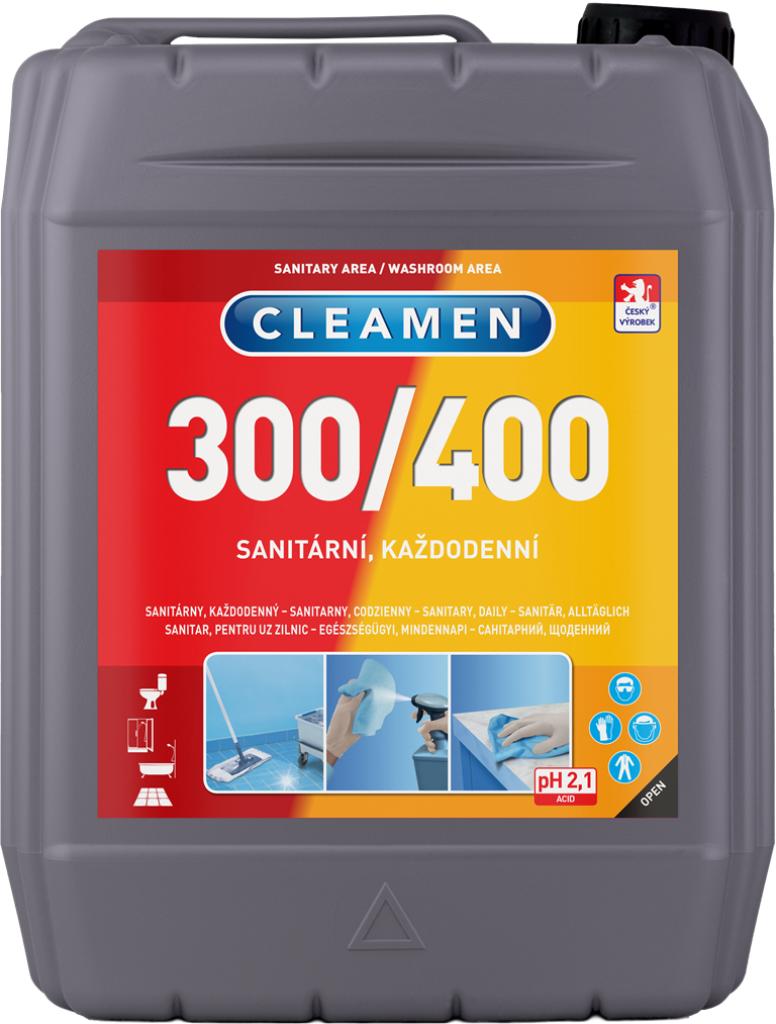 CLEAMEN 300/400 sanitární, každodenní 5 l