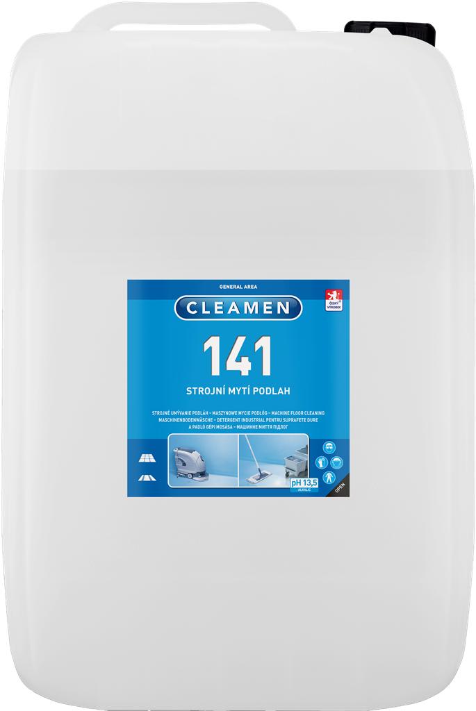 CLEAMEN 141 strojní mytí podlah 20 l