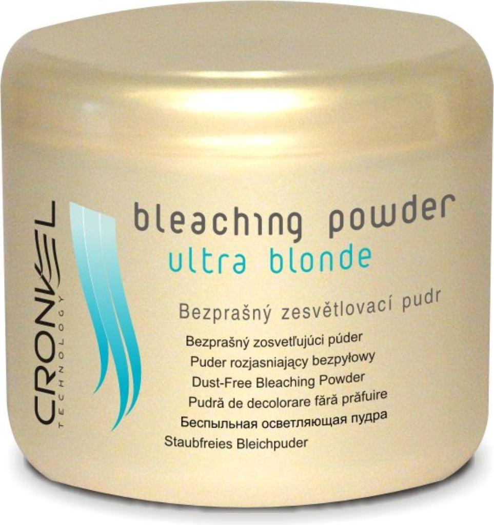 CRONVEL bleaching powder ultra blonde 250g