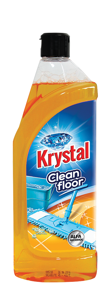 KRYSTAL na podlahy Alfaalkohol 750 ml