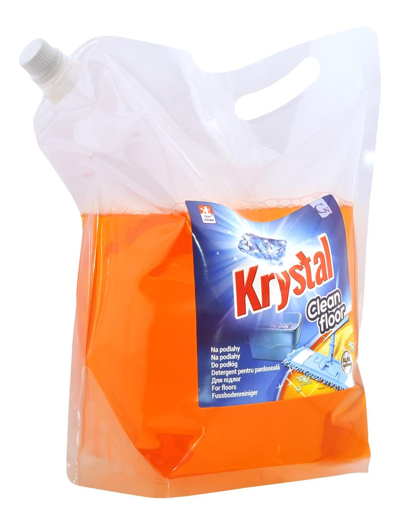 KRYSTAL na podlahy Alfaalkohol 5L - sáček