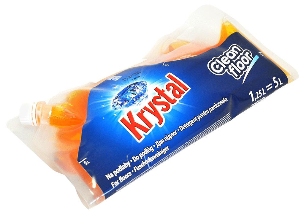 KRYSTAL na podlahy alfaalkohol 5L - mix BAG