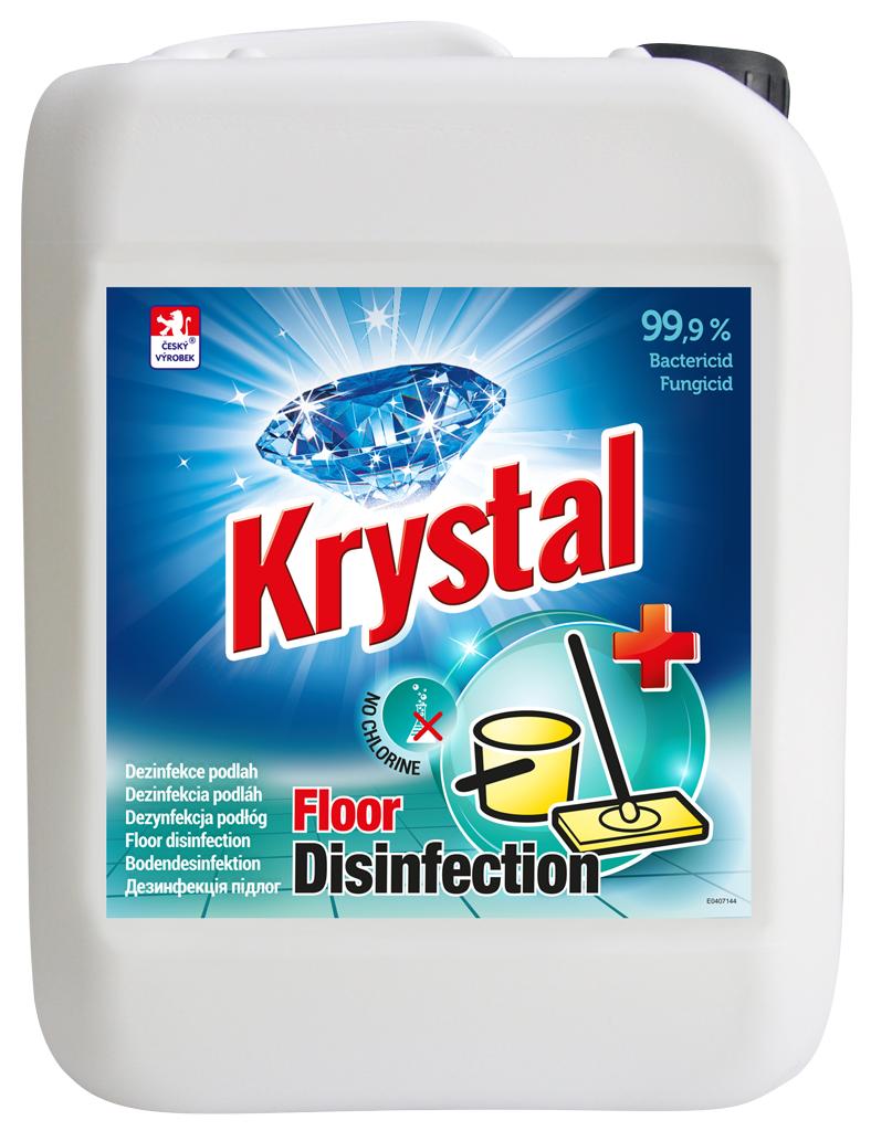 KRYSTAL dezinfekce podlah 5 l