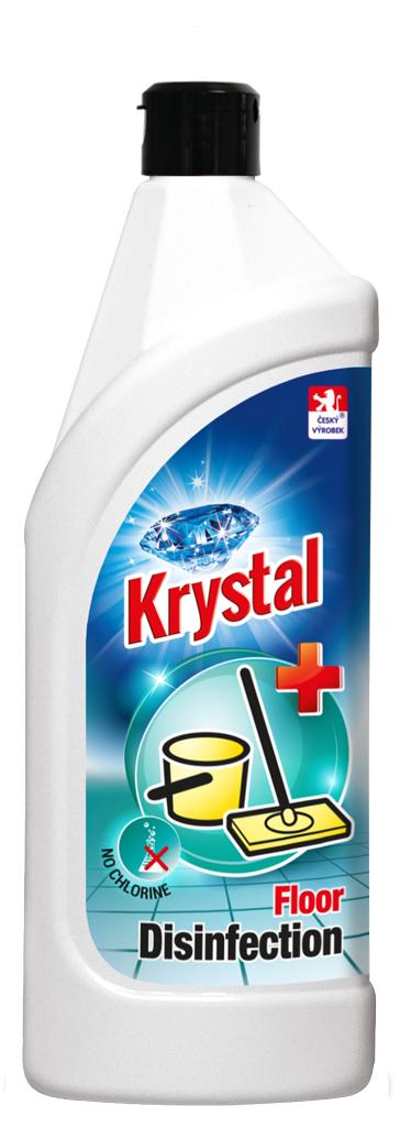 Krystal univerzální alkoholový čistič 80% 750ml