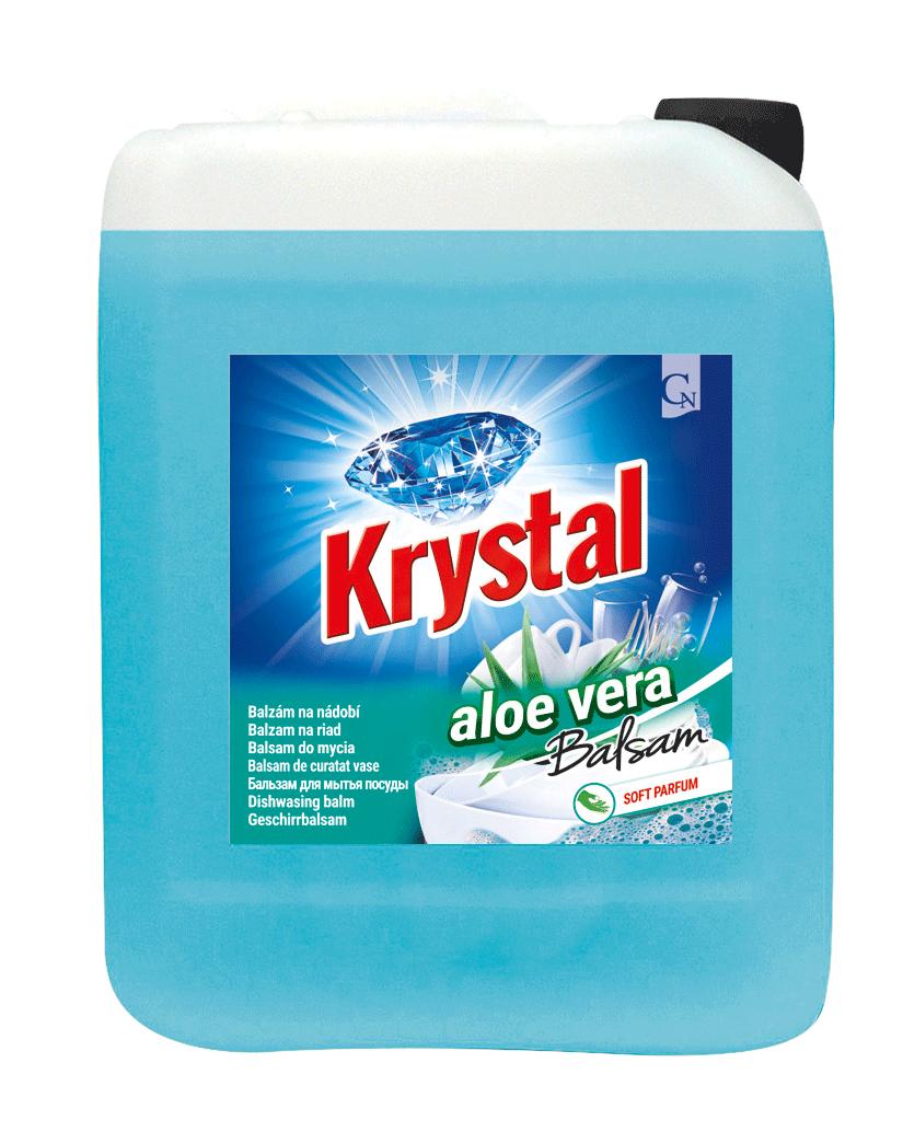 KRYSTAL balzám nádobí ALOE VERA 5L