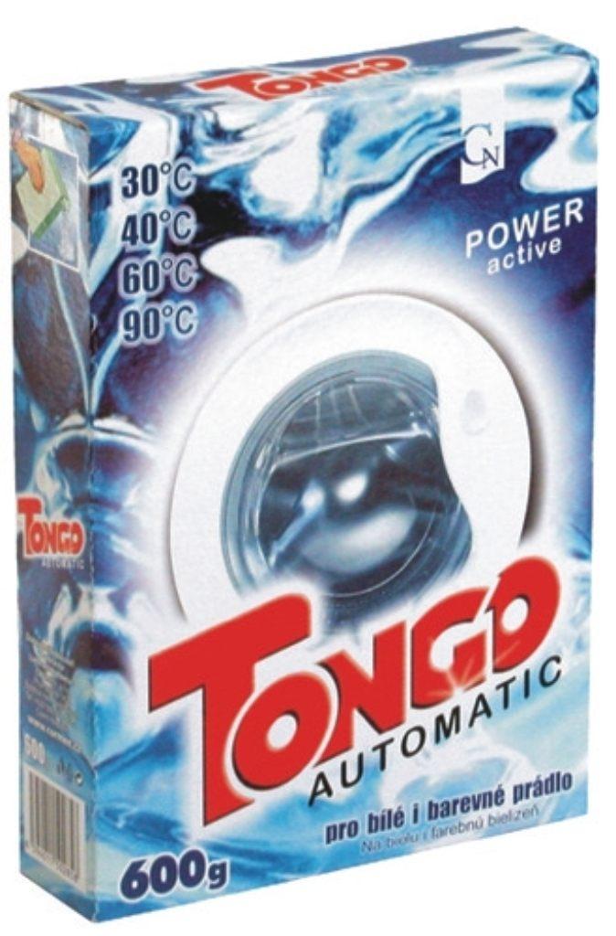 TONGO prací prášek 600g