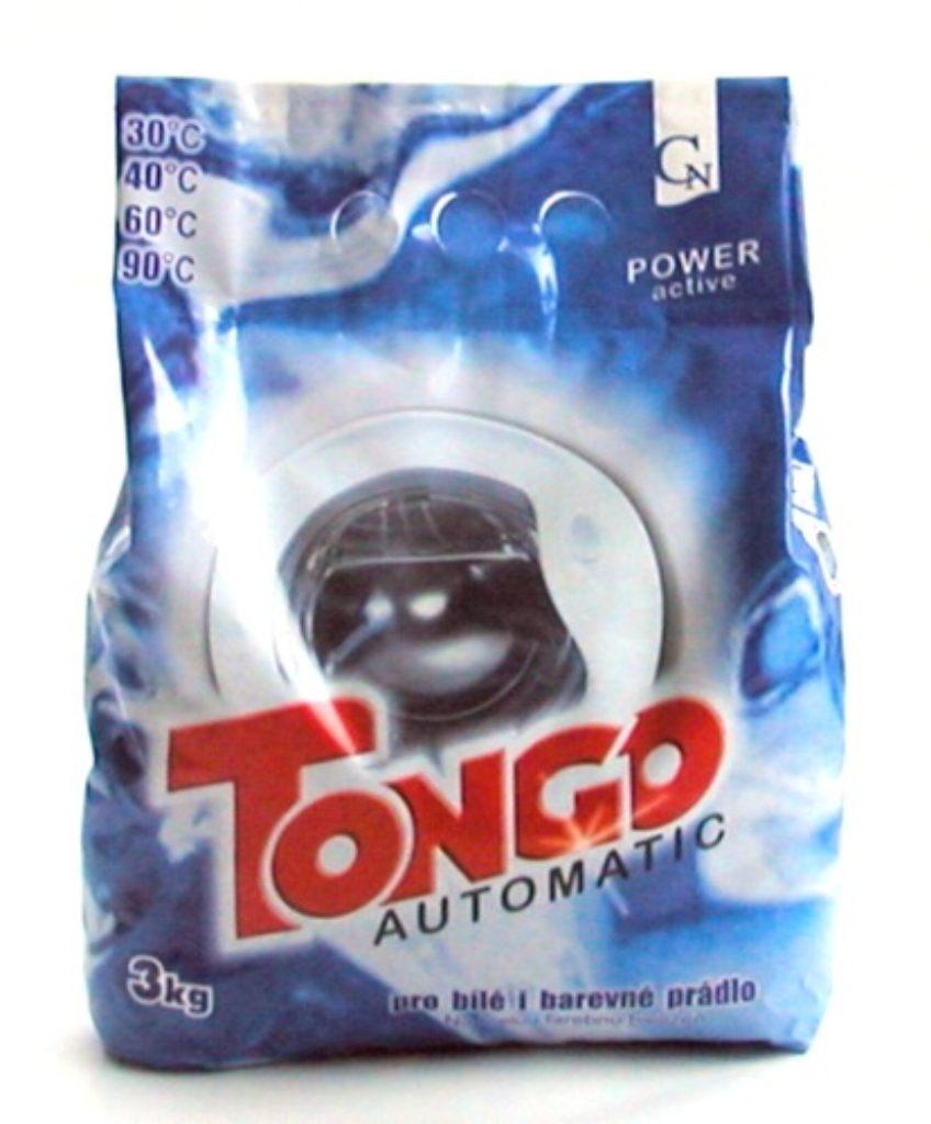 TONGO prací prášek 3kg