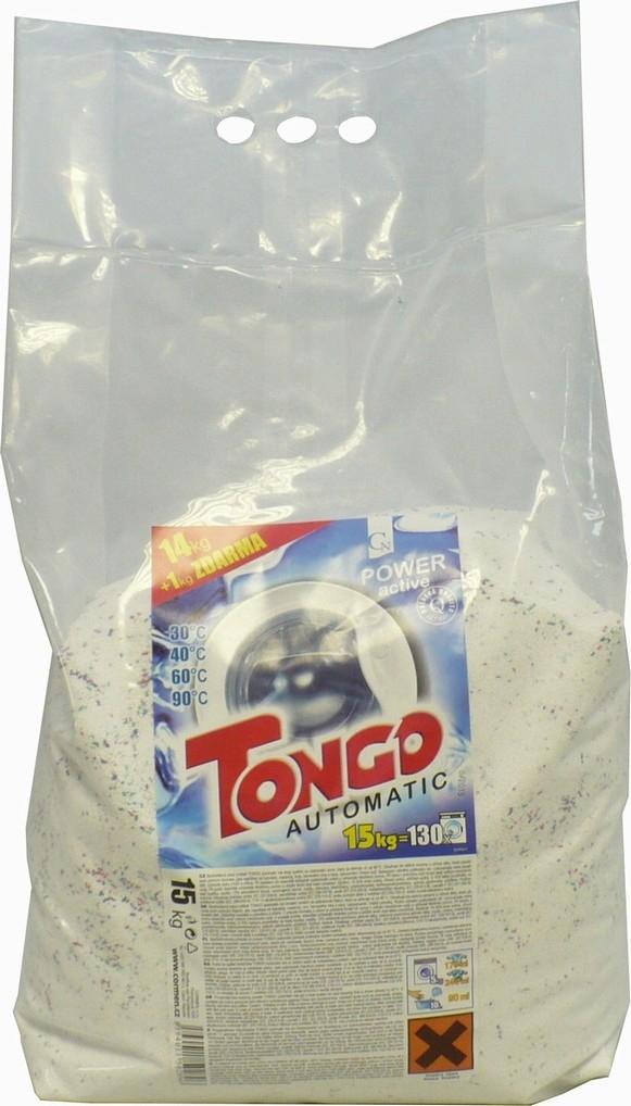 TONGO prací prášek 15kg